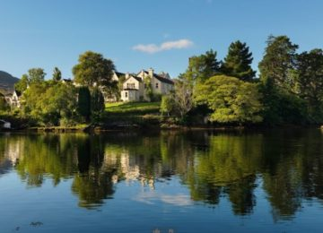 Exterior©Sheen Falls Lodge Irland