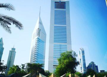 Exterior ©Jumeirah Emirates Towers,Select Luxury Travel