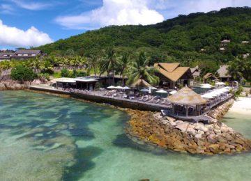Exterior©Le Domaine de L'Orangeraie Resort & Spa, La Digue, Seychellen