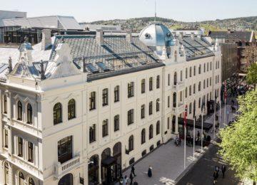 Exterior Britannia Hotel Norwegen