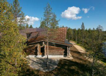 Exterior Javri Lodge