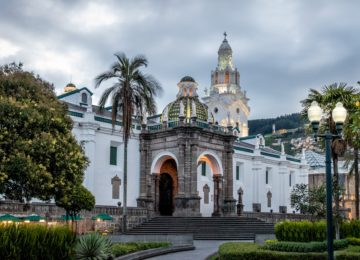 Exterior-Side-View-chatedral©Quito