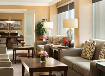Fairmont Gold Lounge©Hotel Fairmont Winnipeg