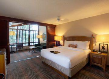 Fairmont Jasper Park Lodge©Junior Suite
