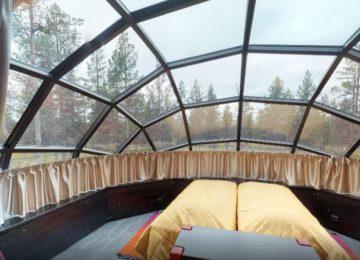 Finnland©Kakslauttanen Arctic Resort