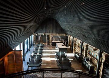 Finnland Javri Lodge