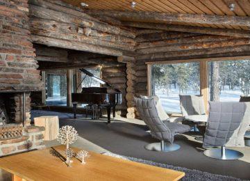 Javri Lodge Finnland Lappland
