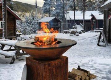 Fire©Herangtunet Boutique Hotel Norwegen