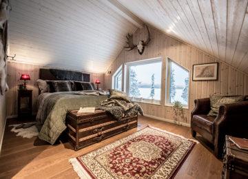 Zimmer Schwedisch Lappland Winter Fjellborg Arctic Lodge @ markus_alatalo_fjellborg