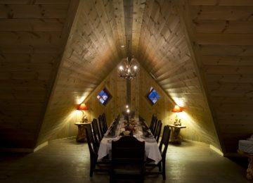 Flåmsbrygga Hotel Norwegen©Dining