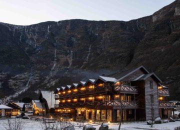 Flåmsbrygga Hotel Norwegen
