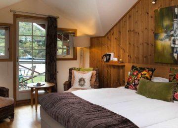 Flåmsbrygga Hotel Norwegen_zimmer