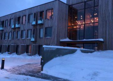 Fosshotel Mývatn Exterior