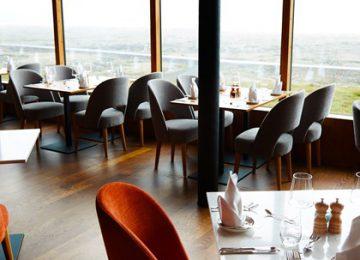 Fosshotel Myvatn Restaurant © Fosshotel