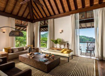 Four Seasons Mahe©Four bedroom Residence villa
