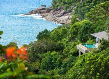 Four Seasons Mahe Hilltop Ocean View Villa