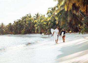 Four Seasons Resort Desroches Island Strand