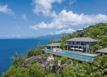 Four Seasons Resort, Mahé, Seychellen