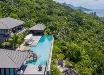 Four Seasons Seychellen Mahe©Five bedroom Residence Villa