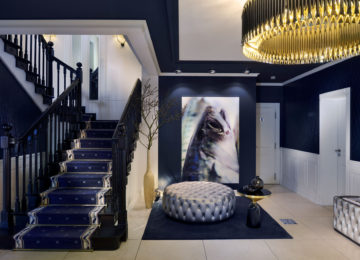 Foyer ©Söl'ring Hof Sylt