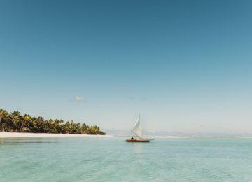 French Polynesia Private Island Nukutepipi Lagoon