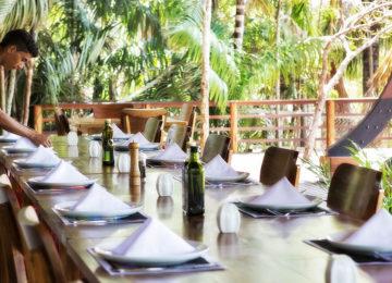 Gastronomy©Mirante do Gaviao Amazonas Lodge