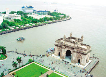 Gateway of India, Mumbai © Fremdenverkehrsamt Indien