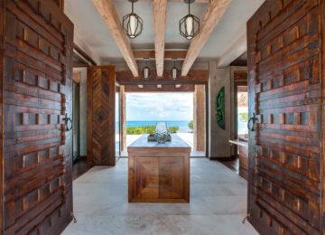 Gladden Private island Belize Interior
