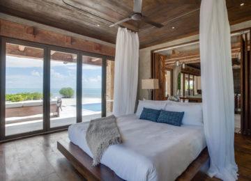 Gladden Private island Belize Room