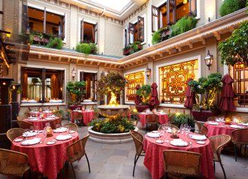 Grano De Oro Terraza Restaurant