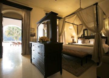 Guest Room2 © Taj Nadesar Palace