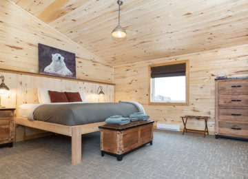 Guestroom©Seal River Lodge,Scott Zielke