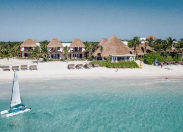 Mittelamerika – Mexiko, Hotel Esencia