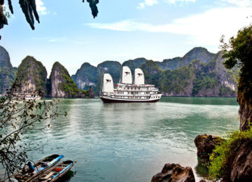 Halong Bucht © Signature Cruise