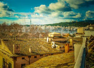 Blick auf den Hafen©Can Bordoy Grand House & Garden, Mallorca