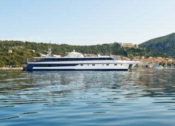 Variety Cruises – Mega Yacht Harmony G, Klassisches Griechenland