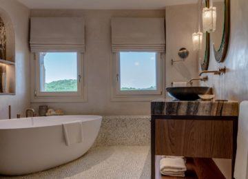 Harrods Suite Badezimmer
