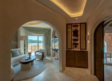 Harrods Suite Wohnbereich