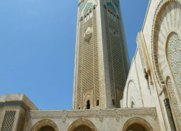 Hassan II Mosque © Travellink