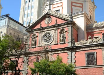 Historisches Gebäude©Madrid