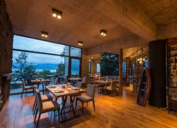 Hotel Awa Chile©Restaurant
