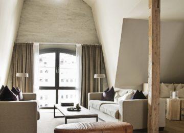 Hotel Brosundet Alesund Norwegen©Zimmer