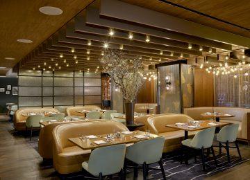 Hotel Loews Regency San Francisco Restaurant