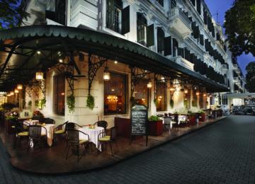 Hotel Sofitel Metropole Hanoi La Terrasse du Metropole © Accor