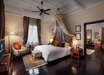 Hotel Sofitel Metropole Hanoi Legendary Suite Graham Greene © Accor