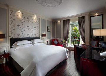 Hotel Sofitel Metropole Hanoi Premium room with garden © Accor