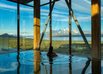 Hotel Tierra Patagonia©Pool