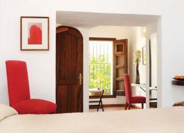 HotelCasaOaxaca-Zimmer