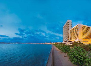 Hotelgebäude © The Oberoi Mumbai