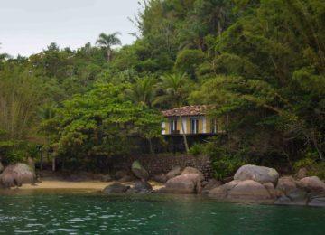 House of Mamanguá©Pousada Literária de Paraty